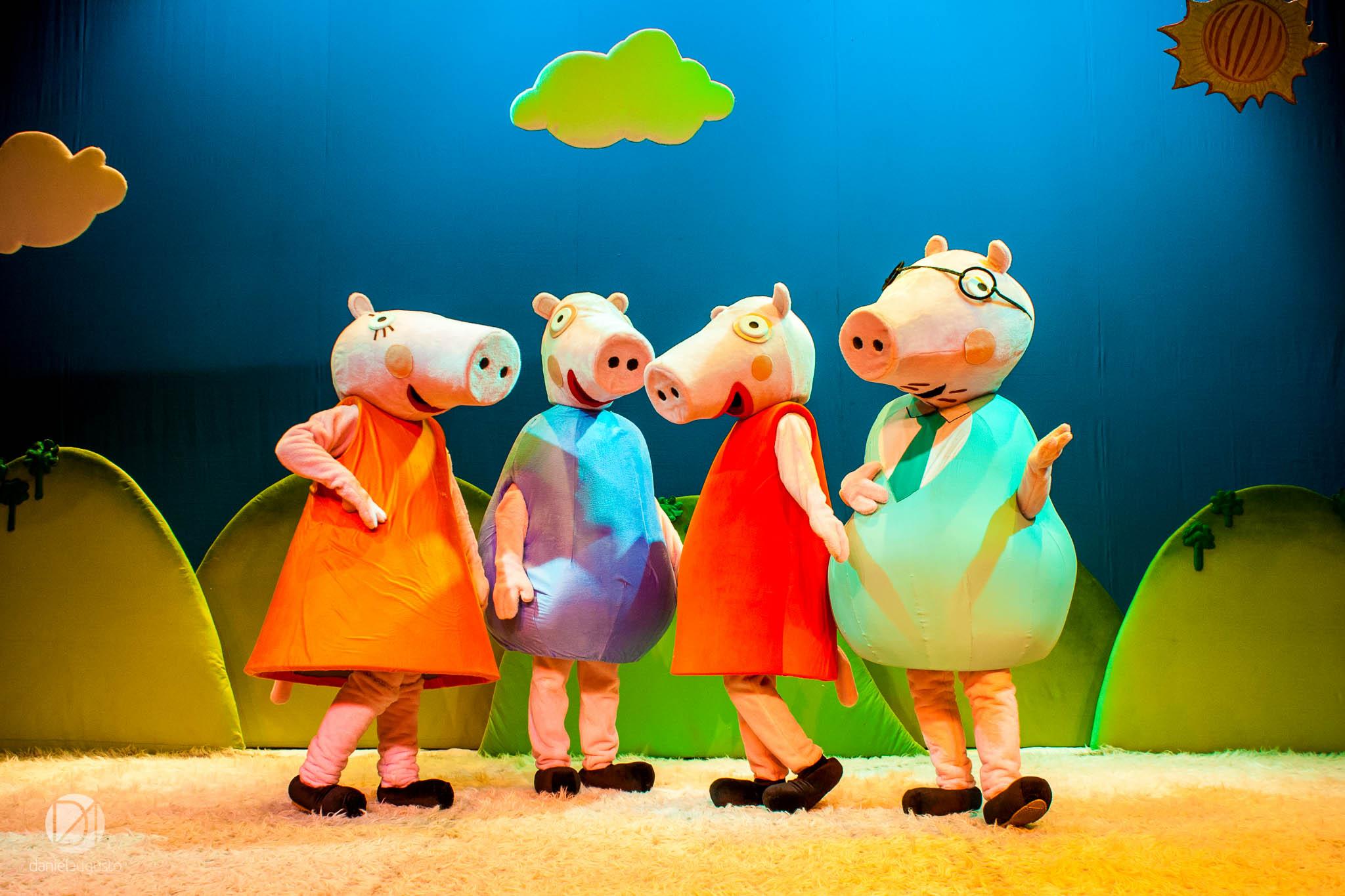 Peppa Pig – Foto Daniel Augusto