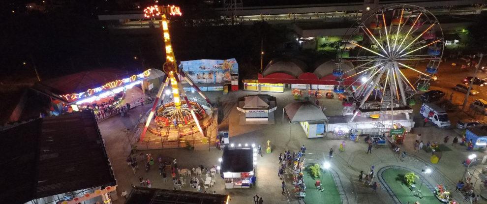 Ita Park é garantia de diversão nas férias ao lado do Minas Shopping f28f0036d1
