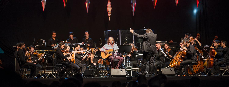 Orquestra Ouro Preto e Alceu Valença apresentam Valencianas